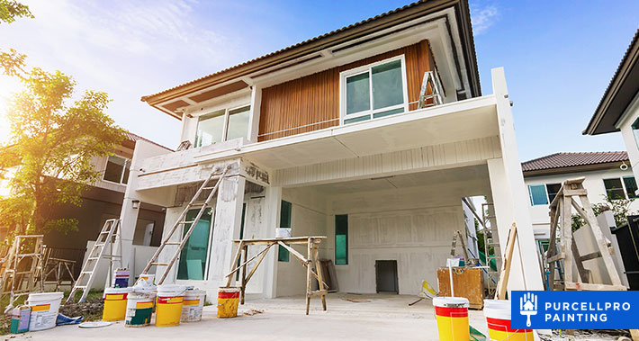 Refresh your home's exterior paint job | Purcellpro Painting | Willow Grove PA Painter Services