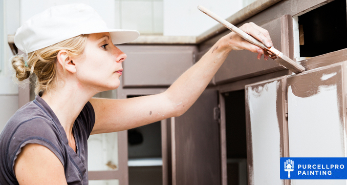 painting for cabinets in your kitchen | Purcellpro Painting | Willow Grove PA Painter Services