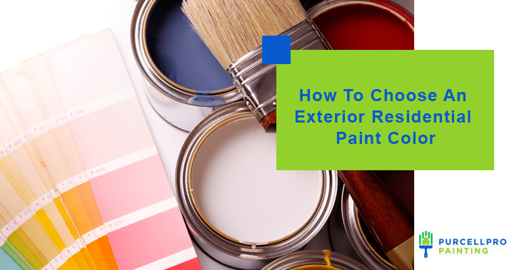 How To Choose An Exterior Residential Paint Color   Purcellpro Painting   Willow Grove PA Painter Services